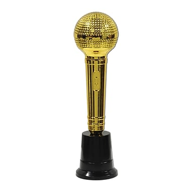 Microphone Award, 8-1/2