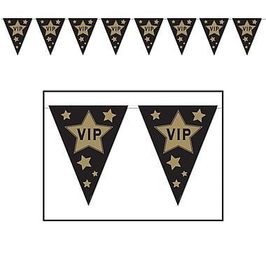 VIP Pennant Banner, 10