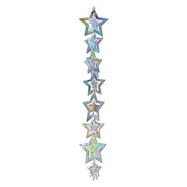 3-Dimensional Prismatic Star Gleam 'N Garland, 20