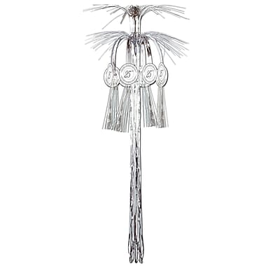 25th Anniversary Cascade Hanging Column, 3', 4/Pack