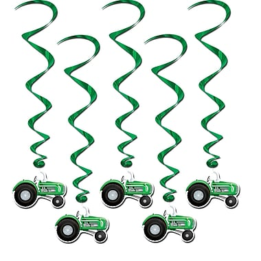 Tractor Whirls, 3' 4