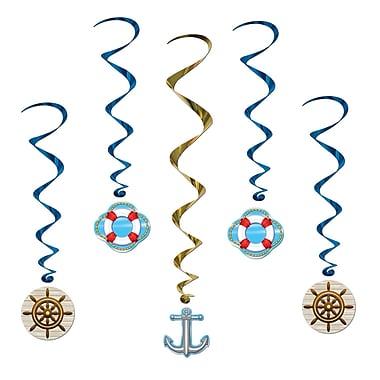 Cruise Ship Whirls, 3' 4