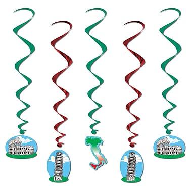 Italian Whirls, 3' 4