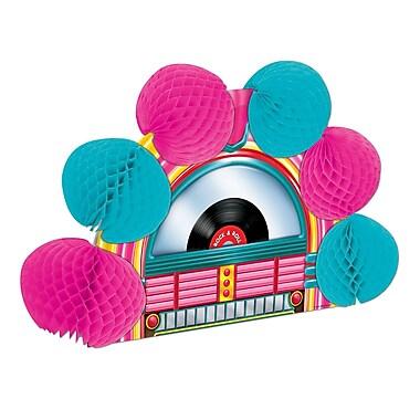 Beistle Jukebox Pop-Over Centerpiece, 10