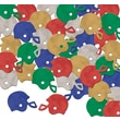 Beistle 1/4in. Football Helmets Fanci Confetti, Multicolor, 5/Pack