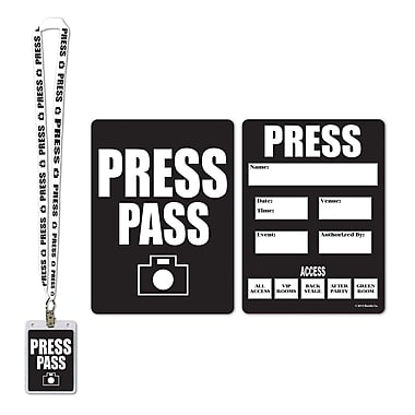 Press Party Pass, 25