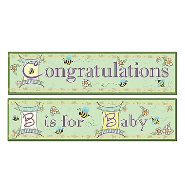 B Is For Baby Banners, 15