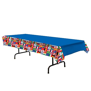 International Flag Table Cover, 54