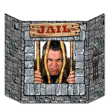 Jail Photo Prop, 3' 1
