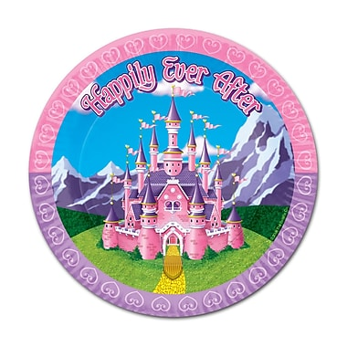Princess Plates, 9