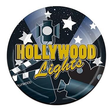 Hollywood Lights Dinner Plates, 9