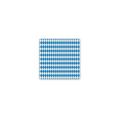 Blue and White Luncheon Napkins, 48/Pack