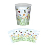 Beistle 9 Oz. Garden Beverage Cup, 24/Pack