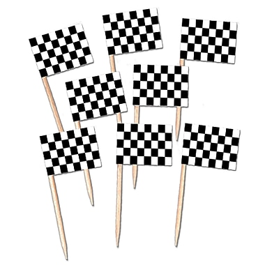 Checkered Flag Picks, 2-1/2