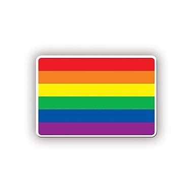 Rainbow Button, 2