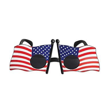 Beistle Adjustable Patriotic Fanci-Frame