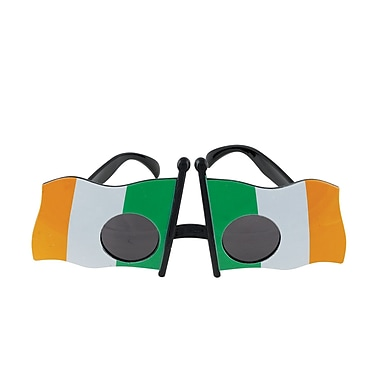 Irish Flag Fanci-Frames, One Size Fits Most, 2/Pack
