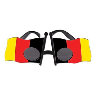 Beistle Full Head Size German Flag Fanci-Frame