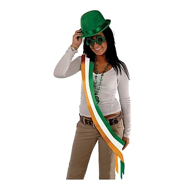 Irish Satin Sash, 33