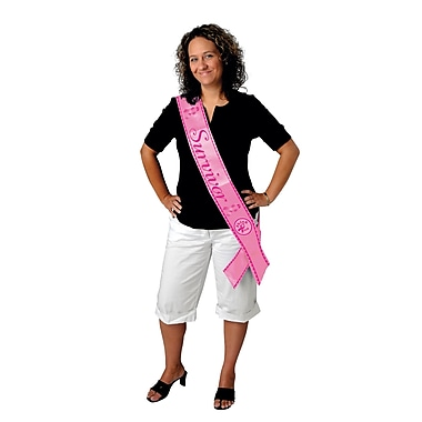 Survivor Satin Sash, 33