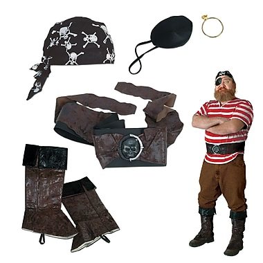 Pirate Set, One Size Fits Most