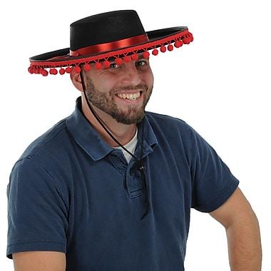 Chapeau espagnol en feutre, taille universelle, 2/paquet