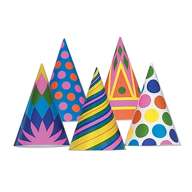 Party Hats, 6-1/2