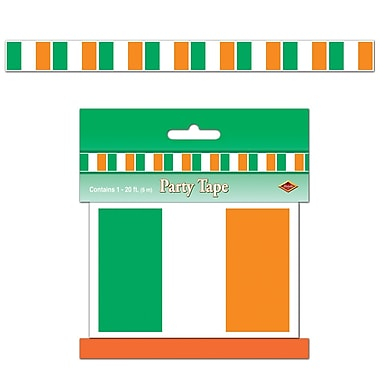 Irish Flag Party Tape, 3