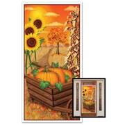 Affiche de porte d'automne, 30 po x 5 pi, 3/paquet