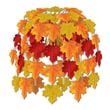 Beistle 24in. Leaves Of Autumn Cascade, Orange/Gold, 2/Pack