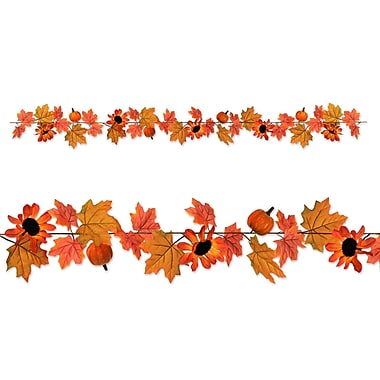 Beistle 6' Autumn Garland