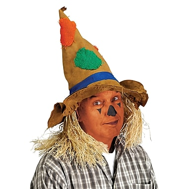 Scarecrow Hat, One Size Fits Most
