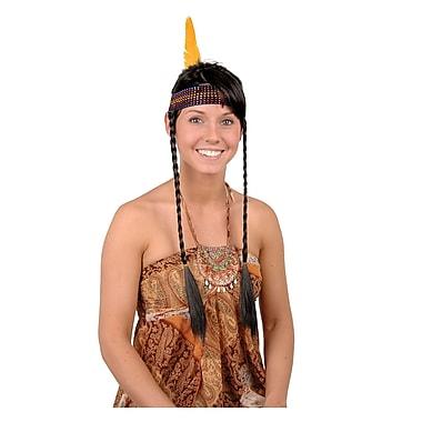 Serre-tête amérindien, taille universelle, 2/paquet