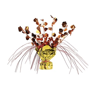 Acorn Gleam 'N Spray Centerpiece, 11