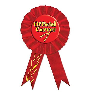 Official Carver Ribbon, 3-3/4