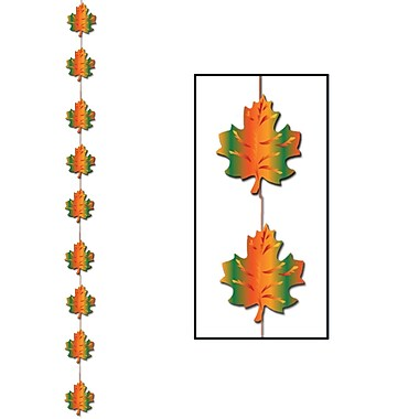 Fall Leaf Stringer, 6' 6