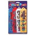 Beistle 2in. x 8in. 1st 2nd 3rd 4th Place Award Pack Ribbons, 8/Pack