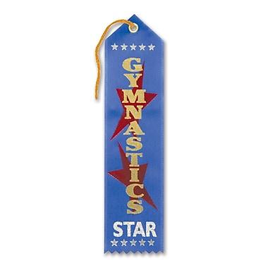 Gymnastics Star Award Ribbon, 2