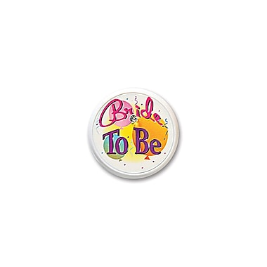 Bride To Be Blinking Button, 2
