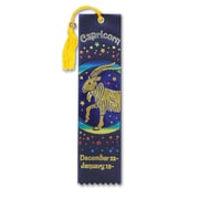 Beistle Capricorn Bookmark, 2 inch x 7 3/4 inch  by