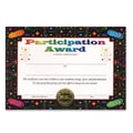 Beistle Participation Award Certificate, 5in. x 7in.