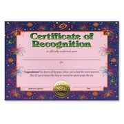 "Beistle Certificate Of Recognition, 5"" x 7"""