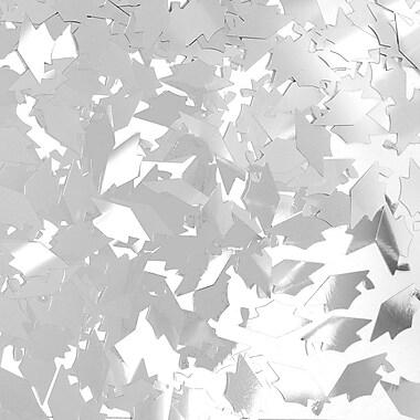 Confetti en forme de mortier, argenté, 5/paquet
