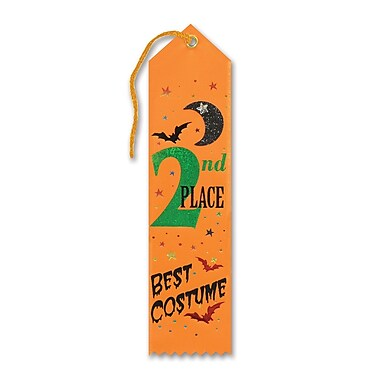 2nd Place Best Costume Jeweled Ribbon, 2