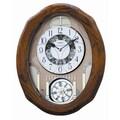 Rhythm Classic Glory Melody Wall Clock