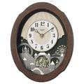Rhythm Timecracker Legend Wall Clock