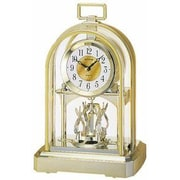 Rhythm Contemporary Carriage Table Clock