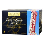 Nash Brothers Donut Shop Single Serve K Cup for Keurig Brewers