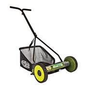 "Snow Joe® Mow Joe 16"" Manual Reel Mower With Grass Catcher"