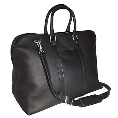 Royce Leather Vaquetta Duffle Bag, 25